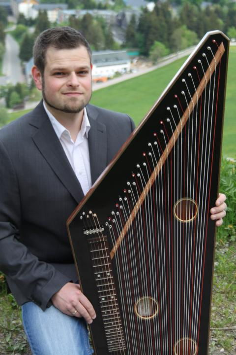 Zither Thomas Baldauf